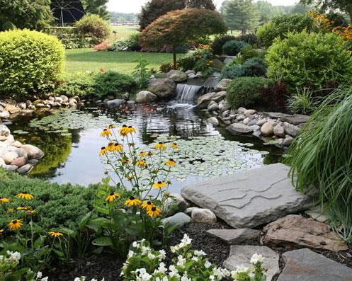 Lewisville-Texas-landscaping