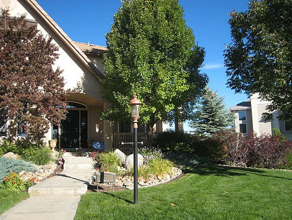 The Dalles-Oregon-lawn-care