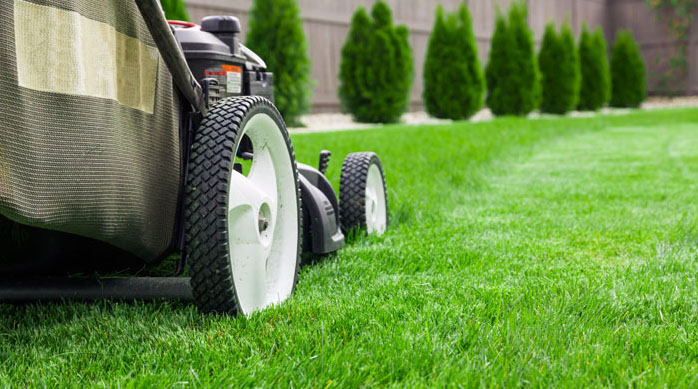 The Dalles-Oregon-lawn-mowing-company